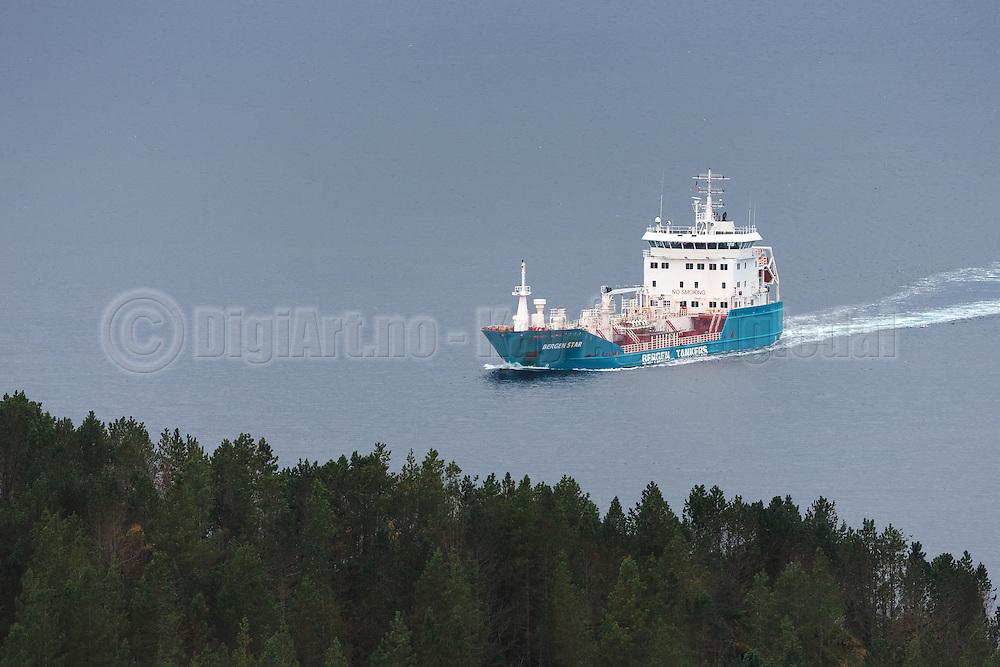 Bergen Tanker vessel Bergen Star Callsign: LNVH, IMO: 9321603, MMSI: 258310000, Year Built: 2006