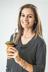 A secretária-adjunta de turismo do Estado do Rio Grande do Sul e ex-miss Brasil, Gabriela Markus. FOTO: Jefferson Bernardes/ Agência Preview