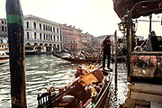 Venice, view of the Canal Grande