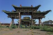 Mongolia. Ulaanbaatar. Palace of Bogdo Khan (last king of Mongolia), The Buddhist temples  Oulan Bator Ulan Baatar   Mongolia      /  palais du Bogdo Khan, (dernier roi de Mongolie). les temples boudhistes  Oulan Bator Ulan Baatar   Mongolie    /  L0006052   /  R20023/