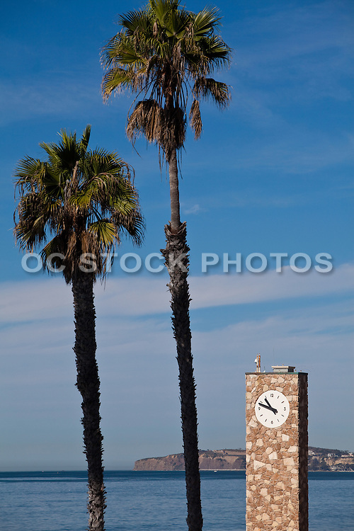 San Clemente Marine Safety Clock Tower