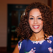 NLD/Amsterdam/20130325 - High Fashion Tea Jos Raak 2013, Glennis Grace