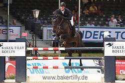 Tebbel, Maurice (GER) Camilla PJ<br /> Paderborn - Paderborn Challenge 2016<br /> © www.sportfotos-lafrentz.de