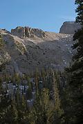 Wheeler Peak, Great Basin National Park, Baker, Nevada, USA