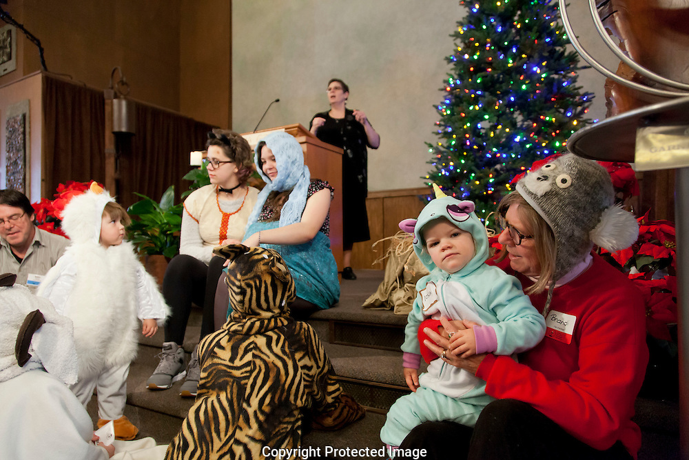 TUUC No Planning Pageant, Sunday, Dec. 18, 2016. (Photo/John Froschauer)