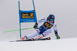 VLHOVA Petra of Slovakia competes during  the 6th Ladies'  GiantSlalom at 55th Golden Fox - Maribor of Audi FIS Ski World Cup 2018/19, on February 1, 2019 in Pohorje, Maribor, Slovenia. Photo by Matic Ritonja / Sportida