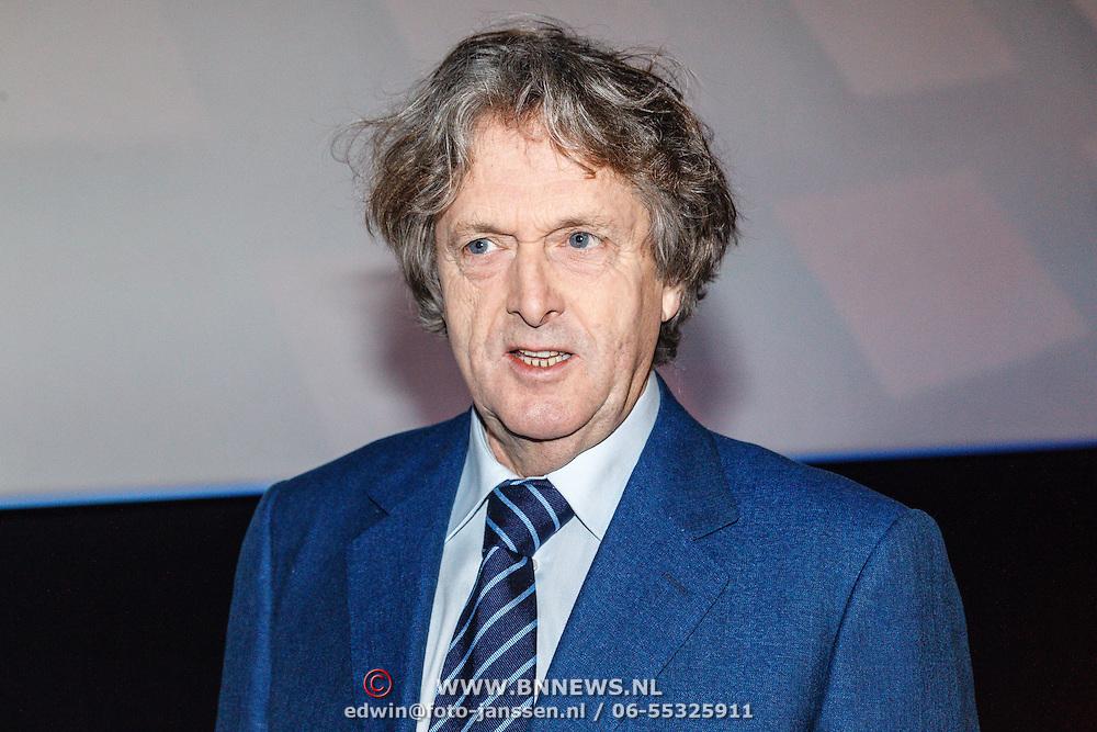 NLD/Hilversum/20160110 - NOS Journaal bestaat60 jaar en viert dit met Festival van het Nieuws, Gerard Arninkhof