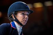 Laura Graves - Verdades<br /> FEI World Cup Final Gothenburg 2019<br /> &copy; DigiShots