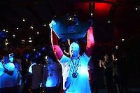 Joie PSG - Thierry OMEYER - 04.06.2015 - Tremblay en France / Paris Saint Germain - 26eme journee de Division 1  -Beauvais<br />Photo : Dave Winter / Icon Sport