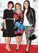 27/9/14***NO REPRO FEE*** Pictured is Janice Walshe, Ruth Pritchard and Catriona Lawlor as Dublin's ladies turn out for a fashionable Cocktail Evening in aid of the Caroline Foundation Pic: Marc O'Sullivan  Friday 26th September: Last night saw a slice of high-end NY style hit Dublin, arriving at The Four Seasons.  Stylish ladies turned out in force to support the event and to mark the start of Breast Cancer Awareness month. The fundraiser, which was a sell-out was the brainchild of Paula McClean a breast cancer survivor and tireless fundraiser. Combining her love of fashion and a good party, the first Cocktail Club Event was born. With a great night of style, fun and raising a lot of money for cancer research, it is no wonder it was a sell- out.  The lucky ladies were treated to a special fashion Show by Brown Thomas who show cased their designers in a salon style. The show featured a selection of key looks mirroring trends from the international runways. The mood for AW14 is easy, elegant, casual and chic. New labels to love include Jenny Packham, Valentino, Osman, Brunello Cucinelli and Moschino. Curated by the affable Michelle Curtain, the clothes were a show-stopper. In keeping with the era of the collection, the evening had a distinctive New York retro theme. Signature 'Original' cocktails from The Four Seasons, featuring Tanqueray London Dry Gin and Ketel-One with the trademark Copper Kettle serve, were the order of the day with eclectic tunes from club DJ Dom to keep the party going. All the lucky ladies went home with a luxury La Bougie Candle. The inaugural Cocktail Club in aid of the Caroline Foundation is the brainchild of Paula McClean a breast cancer survivor and tireless fundraiser. Commenting on the evening, 'Breast Cancer and the Caroline Foundation are very close to my heart and combining this with my love of fashion and a good party, we came up with the first Cocktail Club. We are looking forward to a great night of style, fun and raising a