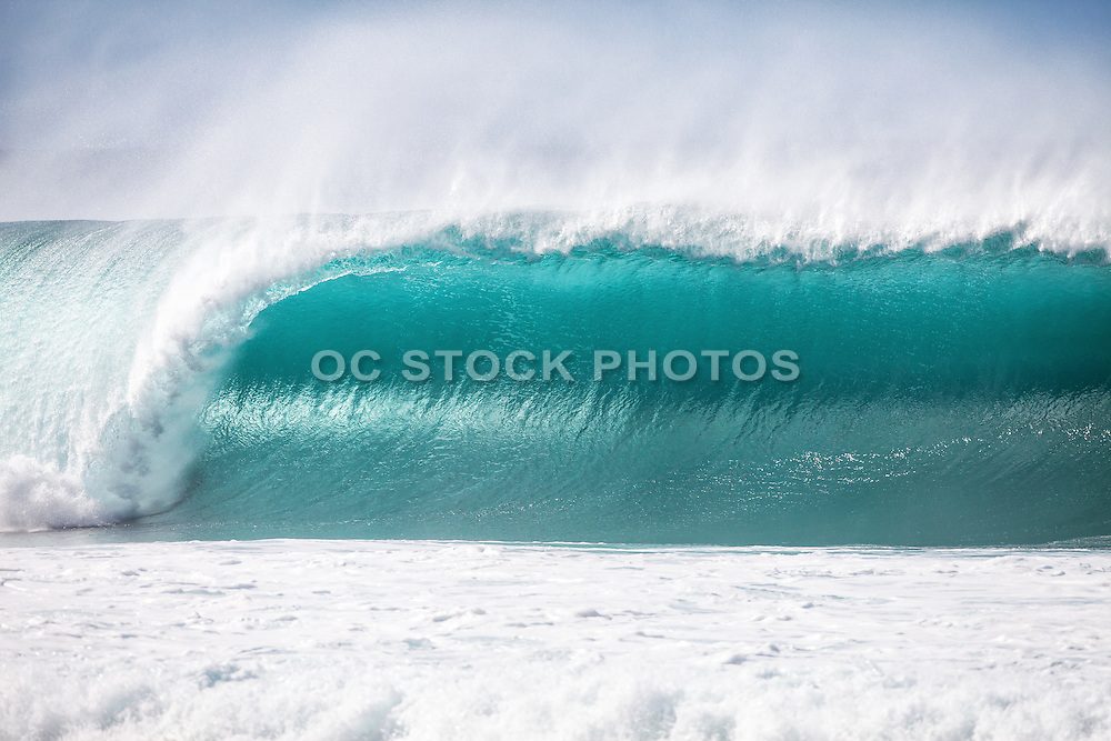 Big Waves Stock Photos