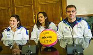 2014  Italy Vs France WPW FINA World League Women -