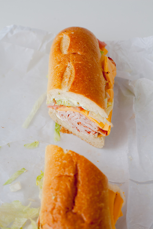 Turkey Sandwich from Cafe Manna ($7.75)