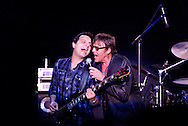Mark Lindsay of Paul Revere & The Raiders performs during the Happy Together Tour 2011 at the Fraze Pavilion in Kettering, Thursday, August 4, 2011.