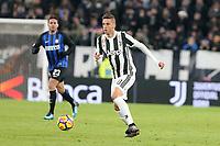 09.12.2017 - Torino - Serie A 2017/18 - 16a giornata  -  Juventus-Inter nella  foto: Rodrigo Bentancur
