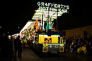 O'Rafferty's Motor Car by Just George's CC at Bridgwater Carnival 2009. Winner of the Comic Feature Cart Class.