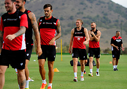 Luke Ayling of Bristol City  - Mandatory by-line: Joe Meredith/JMP - 19/07/2016 - FOOTBALL - Bristol City pre-season training camp, La Manga, Murcia, Spain