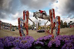 Wathelet Gregory, (BEL), Coree de Hus<br /> Furusiyya FEI Nations Cup Jumping Final - Barcelona 2016<br /> © Hippo Foto - Dirk Caremans<br /> 22/09/16