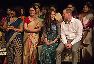 Kate Middleton & Prince William - India Tour - Assam