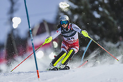 08.02.2019, Aare, SWE, FIS Weltmeisterschaften Ski Alpin, alpine Kombination, Slalom, Damen, im Bild Franziska Gritsch (AUT) // Franziska Gritsch of Austria during the Slalom competition of the ladie's alpine combination for the FIS Ski World Championships 2019. Aare, Sweden on 2019/02/08. EXPA Pictures © 2019, PhotoCredit: EXPA/ Johann Groder