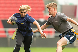 Hall of Fame - Mandatory by-line: Ryan Hiscott/JMP - 24/05/2018 - RUGBY, GYMNASTICS, TENNIS, BASKETBALL, BADMINTON, CRICKET - Ashton Gate Stadium - Bristol, England - Celebration of Sport Week