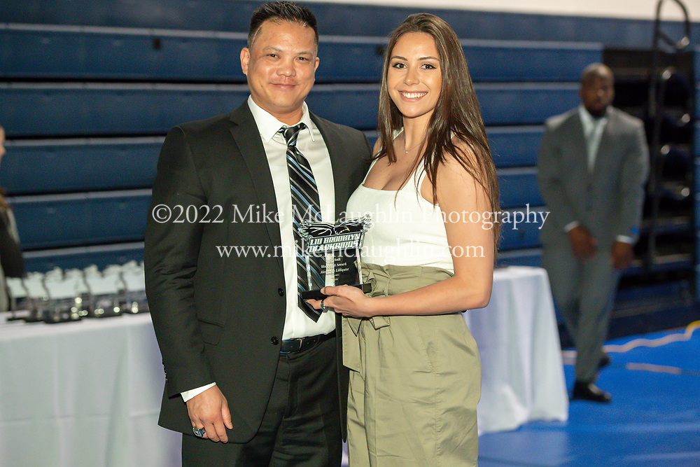 LIU Brookyln Athletic Awards Dinner at LIU Athletic Center in Brooklyn, New York on Monday, May 7, 2018. LIU Brookyln Athletic Awards Dinner.