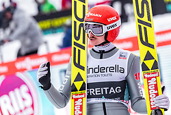 17.03.2019, Vikersundbakken, Vikersund, NOR, FIS Weltcup Skisprung, Raw Air, Vikersund, Einzelbewerb, Herren, im Bild Richard Freitag (GER) // Richard Freitag of Germany during the individual competition of the 4th Stage of the Raw Air Series of FIS Ski Jumping World Cup at the Vikersundbakken in Vikersund, Norway on 2019/03/17. EXPA Pictures © 2019, PhotoCredit: EXPA/ JFK