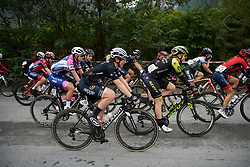 Annette Edmondson (AUS) at GREE Tour of Guangxi Women's World Tour 2018, a 145.8 km road race in Guilin, China on October 21, 2018. Photo by Sean Robinson/velofocus.com