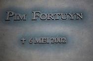 HILVERSUM - plek waar pim fortuyn is vermoord De moord op Pim Fortuyn was een daad die op 6 mei 2002 in Hilversum werd gepleegd door Volkert van der Graaf. Dit was negen dagen voor de parlementsverkiezingen waarbij voor de politieke partij van Pim Fortuyn, de LPF, een grote zege werd voorspeld. copyrugjt robin utrecht