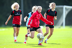 Flo Allen of Bristol City Women during training at Failand - Mandatory by-line: Robbie Stephenson/JMP - 26/09/2019 - FOOTBALL - Failand Training Ground - Bristol, England - Bristol City Women Training