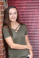 Kate Taylor is a 2018 Senior at Medfield High