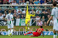 GRONINGEN, 17-05-2017, FC Groningen - AZ,  Noordlease Stadion, AZ keeper Tim Krul.