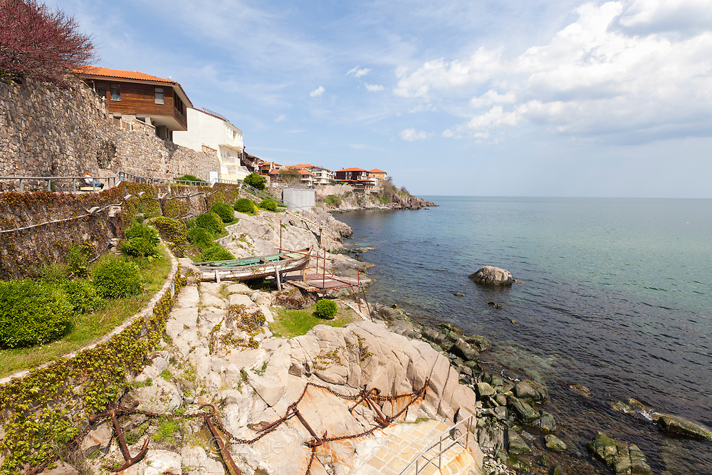 South seaside of Sozopol