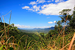 AUSTRALIA QUEENSLAND EUNGELLA NATIONAL PARK 21FEB08 - View of the valley below the Eungella National Park, Queensland, Australia...jre/Photo by Jiri Rezac..© Jiri Rezac 2008..Contact: +44 (0) 7050 110 417.Mobile:  +44 (0) 7801 337 683.Office:  +44 (0) 20 8968 9635..Email:   jiri@jirirezac.com.Web:    www.jirirezac.com..© All images Jiri Rezac 2007 - All rights reserved.