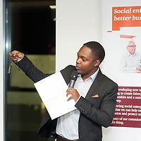 PWC Social Entrepreneurship 18.11.2013