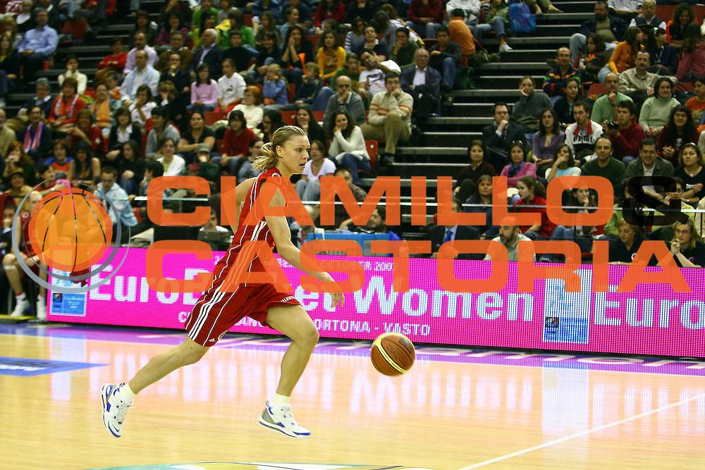 DESCRIZIONE : Valencia Valenzia Euroleague Eurolega Women All Star Game 2007<br /> GIOCATORE : Volnaya<br /> SQUADRA : Europe<br /> EVENTO : Valencia Valencia Euroleague Eurolega Women All Star Game 2007<br /> GARA : Europe Rest of the World<br /> DATA : 08/03/2007 <br /> CATEGORIA :<br /> SPORT : Pallacanestro <br /> AUTORE : Agenzia Ciamillo-Castoria/E.Castoria<br /> Galleria : Euroleague Women All Star Game 2007 <br /> Fotonotizia : Valencia Valenzia Euroleague Eurolega Women All Star Game 2007<br /> Predefinita :