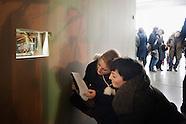 vernissage de l'exposition Prospective XXIe siècle