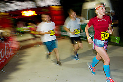 Nocna 10ka 2015, traditional running around Bled's lake, on July 11, 2015 in Bled,  Slovenia. Photo by Urban Urbanc / Sportida
