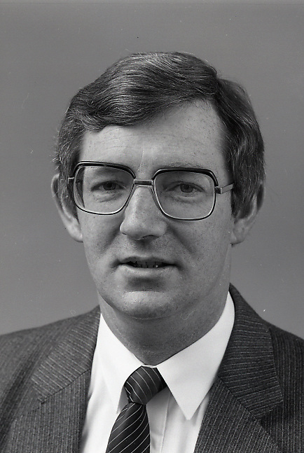 Portrait of Mr. John Dwyer the financial director of An Post,<br />
