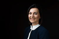 11/05/2017  Pictured at the Bord Gáis Energy Leadership, Building a Winning Team, business conference at The Clayton Hotel, Galway was Ionela Papai.   Photo:Andrew Downes, xposure
