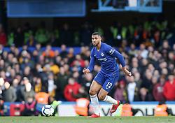 Ruben Loftus-Cheek of Chelsea on the ball - Mandatory by-line: Arron Gent/JMP - 10/03/2019 - FOOTBALL - Stamford Bridge - London, England - Chelsea v Wolverhampton Wanderers - Premier League