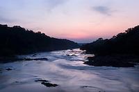 Epulu River, Okapi Wildlife Reserve, Ituri Region, DR Congo
