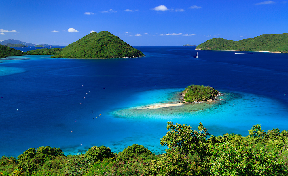 Leinster Bay to St. John Waterlemon Cay, U.S. Virgin Islands