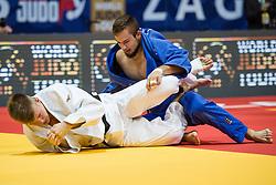 LACKOVIC Narsej of Slovenia competes on July 28, 2019 at the IJF World Tour, Zagreb Grand Prix 2019, in Dom Sportova, Zagreb, Croatia. Photo by SPS / Sportida