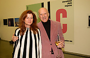 CPhoto magazine launch hosted by Elena Foster. Serpentine Gallery. January 14 2006. London.