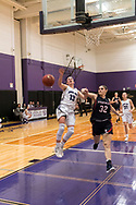 John Jay Girls Varsity Basketball game  on February 16, 2018. (photo by Gabe Palacio)