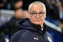 Leicester City manager Claudio Ranieri - Mandatory by-line: Alex James/JMP - 10/01/2014 - FOOTBALL - King Power Stadium - Leicester, England - Leicester City v FC Copenhagen - UEFA Champions League