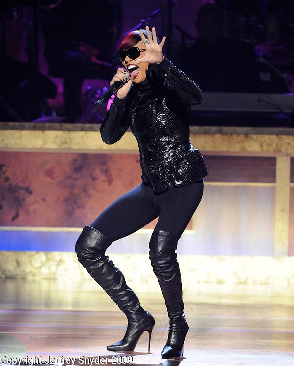 MOnica performs at the 2nd Annual BET Honors