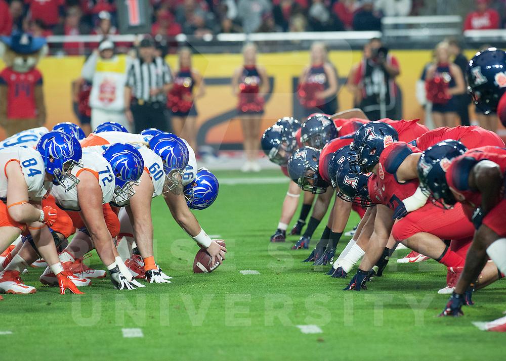 Fiesta Bowl 2014, BSU v Arizona, Scottsdale, AZ, Photo Patrick Sweeney