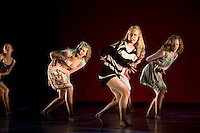 Frá vorsýningu Klassíska Listdansskólanum í Borgarleikhúsinu. From the spring show at The Icelandic Classic Dance School in May 2008.